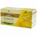 Twinings Of London Lemon FLavoured Tea-25bags